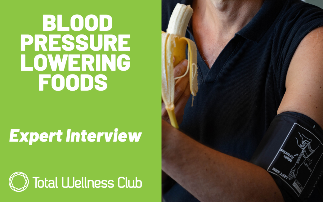 Blood Pressure Lowering Foods